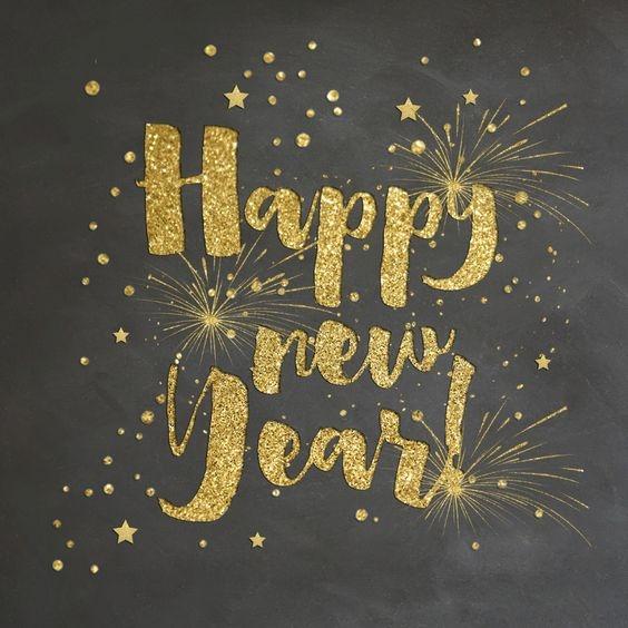Gelukkkig nieuwjaar!